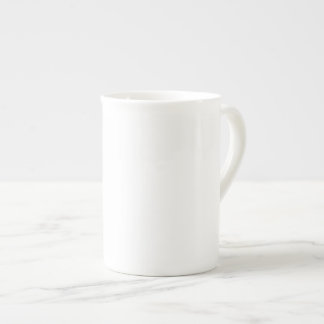 DIY White ~ Bone China 10oz Cup Bone China Mug