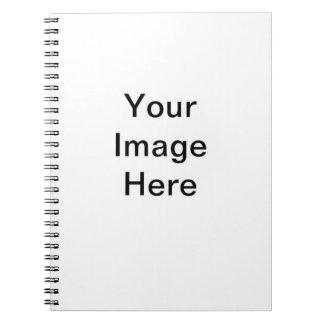 DIY You Design Your Own Custom Invitation Item Notebook