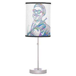Dizzy Desk Lamp