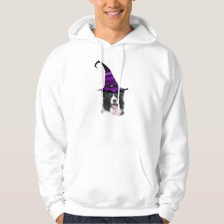 Dizzy Dogz~Border Collie Hoodie~Halloween Hoodie