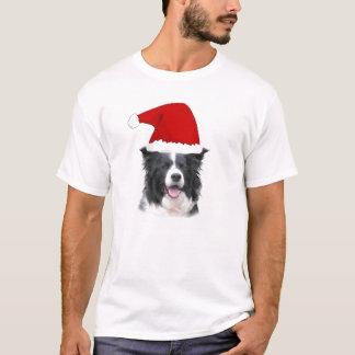 Dizzy Dogz~Border Collie Tee~Christmas T-Shirt