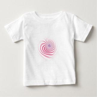 Dizzy Heart Baby T-Shirt