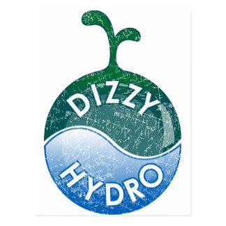 Dizzy Hydroponics Postcard