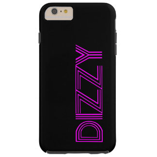 Dizzy iPhone case (can be personalized)