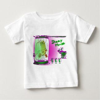dizzy mouse alien abduction baby T-Shirt