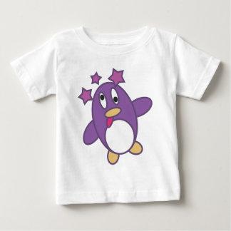 Dizzy Penguin Baby T-Shirt