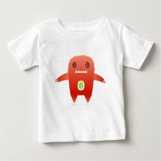 dizzy red rabbit. baby T-Shirt