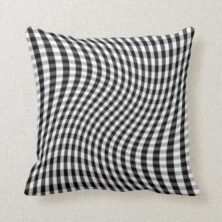 Dizzy Spell Throw Pillow