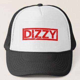 Dizzy Stamp Trucker Hat