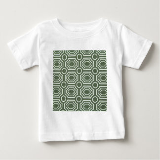 Dizzy Vintage Green Cool Antique Design Styles Baby T-Shirt