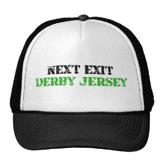 dj2 trucker hat