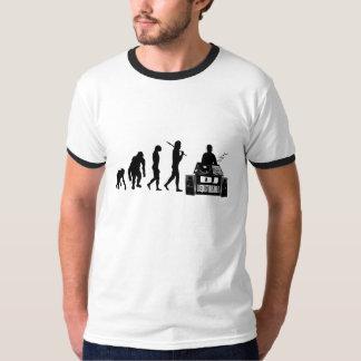 DJ and MC's vinyl lovers gear Shirt
