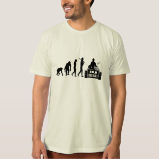 DJ and MC's vinyl lovers gear T-Shirt