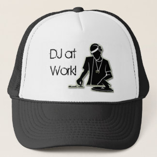 DJ at Work! Trucker Hat