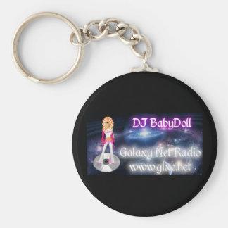 DJ BabyDoll Keychain