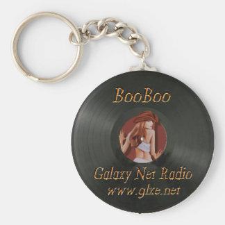 DJ Boo Boo Keychain