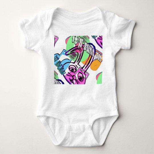DJ Bunn Baby Bodysuit