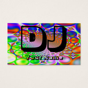 Dj business cards business card printing zazzle ca dj business card reheart Image collections