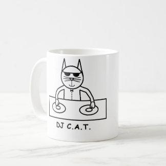 DJ C.A.T. Mug