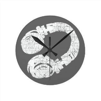 dj wall clocks