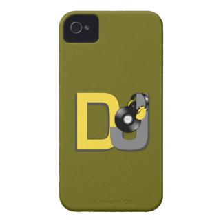 DJ custom color iPhone case-mate iPhone 4 Case