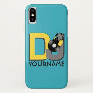 DJ custom color & monogram cases