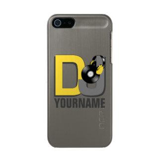 DJ custom name & color cases Incipio Feather® Shine iPhone 5 Case