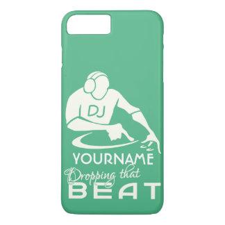 DJ custom name & color phone cases