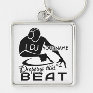 DJ custom premium key chain