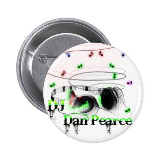 DJ DAN Pearce (Pins)