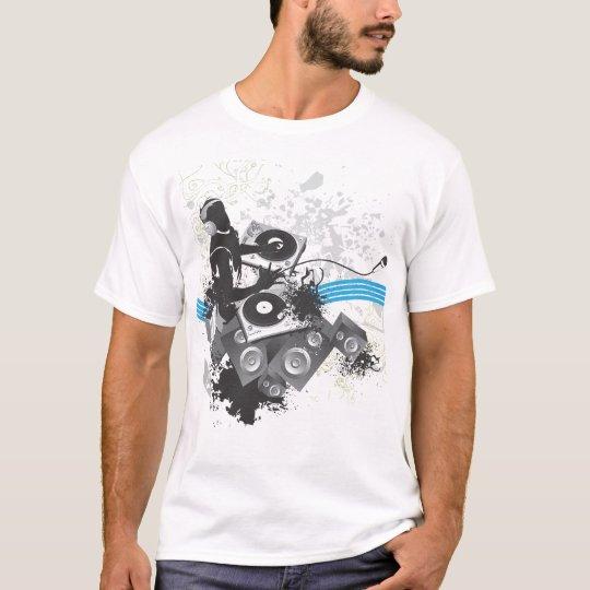 dj_deck T-Shirt