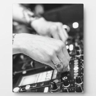Dj Deejay Music Night Nightclub Club Night Club Plaque