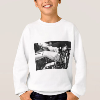 Dj Deejay Music Night Nightclub Club Night Club Sweatshirt