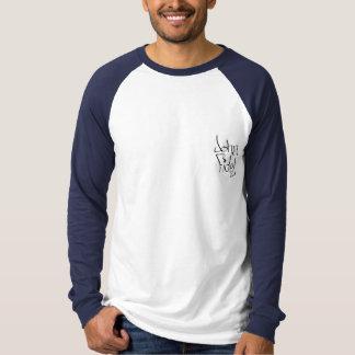 DJ Delphi/John Fidel Long Sleeve T-Shirt