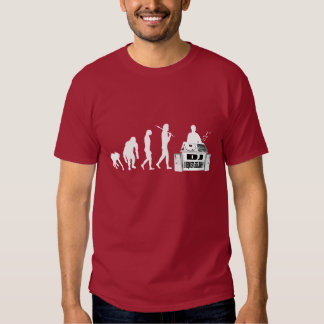 DJ Disc Jockey clubbing gear Shirts