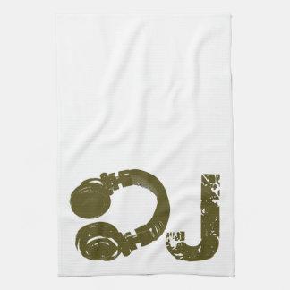 DJ - DJ's Hand Towel