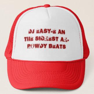 DJ EASY-E an the sickest AK-Rowdy beats Trucker Hat