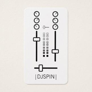 DJ Employment Card