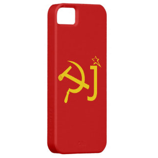 Dj Funny USSR Flag Case For The iPhone 5