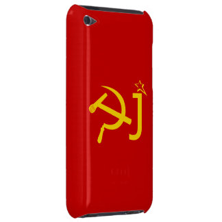 Dj Funny USSR Soviet Flag Barely There iPod Covers