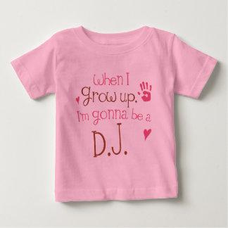 Dj (Future) Infant Baby T-Shirt