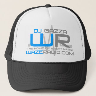 DJ Gazza WazeRadio Trucker Hat