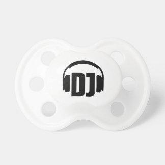 DJ headphones Pacifier