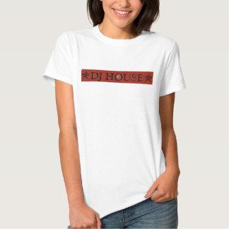 DJ-House-3 T-shirts