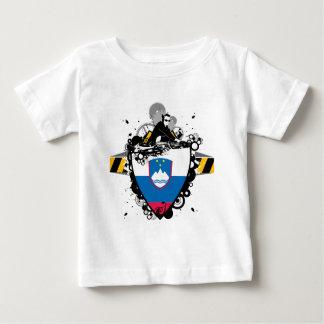 DJ in Slovenia Baby T-Shirt