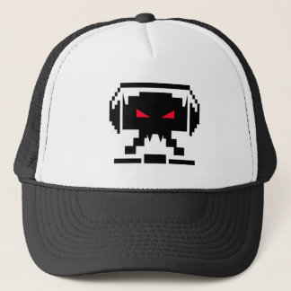 DJ Invader Vampire Trucker Hat