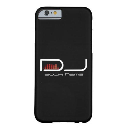 DJ iPhone 6 case with Equalizer Design