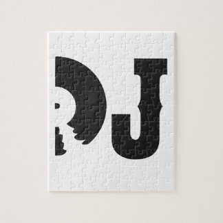 dj jigsaw puzzle