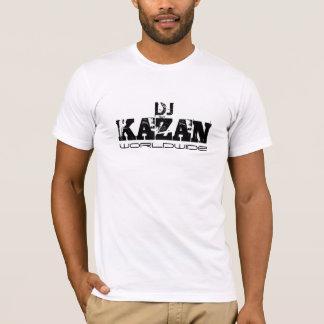 DJ Kazan worldwide  logo T-Shirt
