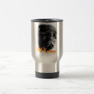 Dj Kenny 15 Oz Stainless Steel Travel Mug